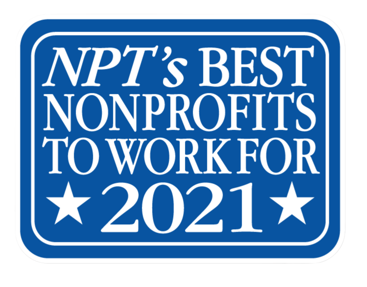 NTP best non profits to work for 2021