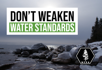 Don't Weaken Water Standards